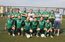 Tradiciniame žurnalistų futbolo turnyre varžysis devynių valstybių komandos
