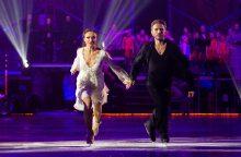 """Vilniuje vykusiame šou """"Roko simfonija ant ledo"""" pasiektas pasaulio rekordas"""
