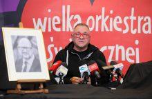 Fondo, per kurio renginį buvo mirtinai sužeistas Gdansko meras, vadovas atsistatydino