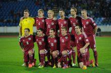 Pasaulio čempionato atranka: latviai pralaimėjo, estai sužaidė lygiosiomis