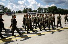 Lenkija traukiasi iš Europos korpuso