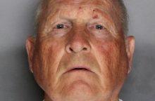 """Kalifornijoje suimtas įtariamas """"Auksinės valstijos žudikas"""""""