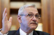 Rumunijoje atleisti šeši ministrai valdančiųjų lyderiui siekiant daugiau valdžios