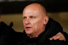 Po fiasko Liuksemburge treneris kalba apie permainas: pasikeitimų bus