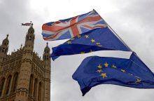 "JK žada po ""Brexit"" užtikrinti paprastą ES piliečių registraciją"