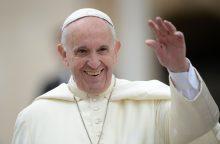 Popiežius kitais metais lankysis Airijoje