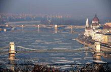 Europa dūsta nuo šalto smogo