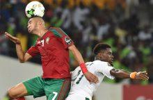 Afrikos futbolo čempionatas: Dramblio Kaulo Krantas nepateko į ketvirtfinalį