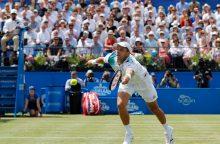 G. Mulleris Londone iškovojo septintą pergalę iš eilės