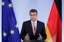 Turkija: dvišaliai santykiai su Vokietija negali būti paremti šantažu ir grasinimais