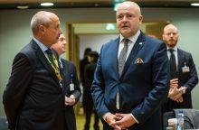 Iš posto traukiasi Estijos vidaus reikalų ministras