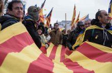 Katalonijos rinkimų kampaniją sukrėtė ispano nužudymas