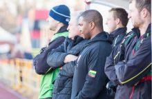 Treneris iš PAR N. Manyosha: Lietuvos regbiui metai buvo geri