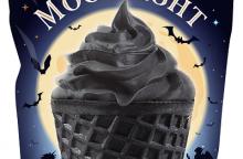 Magiškam Helovino stalui papuošti – juodi, lietuviški ledų gamintojų burtai