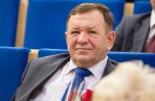 K. Pūkas apskundė jį iš posėdžio išvariusią apkaltos komisiją