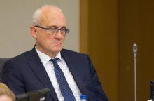 Konservatoriai S. Jakeliūną apskundė Etikos ir procedūrų komisijai