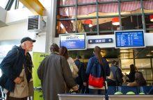 Tradicinių užsienio aviakompanijų Vilniuje galime ir neišvysti