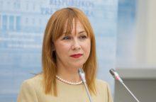 Ministrė apie švietimo sistemos ydas: mokyklose – per daug biurokratijos