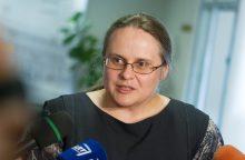 A. Skardžiaus apkaltos komisija vėl prašys Seimo pratęsti jos darbą