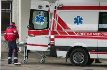 Per avariją prie Kauno nukentėjo trys žmonės