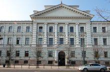 Prezidentė išrinko kandidatą vadovauti Vilniaus apygardos teismui