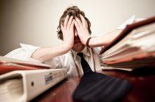 Šiuolaikinio pasaulio epidemija: kaip reikėtų gyventi su lėtiniu skausmu