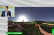 Virtuali realybė: galime keliauti po senovinį Vilnių ar M. K. Čiurlionio paveikslą