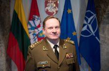 J. Žemaičio akademijai vadovauti skiriamas pulkininkas J. Kačergius