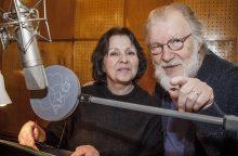 Idėja kurti radijo serialą nustebino ir E. Gabrėnaitę