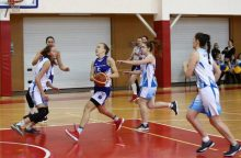 "LMKL čempionate ""Hoptrans-Sirenos"" nugalėjo ""Vilkmergę"""