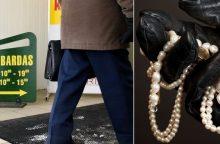 Operatyviai sulaikytas Kauno lombardą galimai apiplėšęs vyras