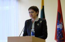 Vilniaus miesto administracijos direktoriaus pavaduotoja taps D. Narbut