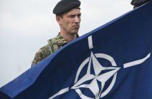 Norvegijoje NATO demonstruos karinius raumenis: Rusija neslepia įtūžio