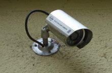 Kada ir kur Lietuvoje galima įrengti stebėjimo kameras?