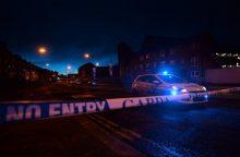 Airijoje per sprogimą žuvo lietuvis, dar du žmonės patyrė sužalojimus