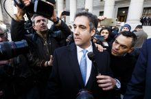 Prokurorai: D. Trumpas koordinavo neteisėtus mokėjimus rinkimų kampanijos metu