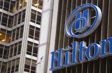"""Kaip atrodys """"Hilton"""" viešbutis Vilniuje?"""