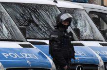 Vokietijoje – antiteroristiniai reidai