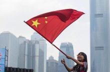 Kinai JAV rinką keičia į Europos Sąjungą?