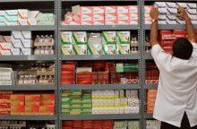 Farmacininkai vienijasi kovai su augančiu atsparumu antibiotikams