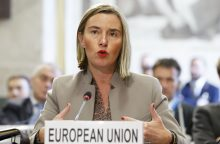 ES gali paskelbti naujų sankcijų Venesuelos vyriausybei
