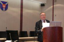 Profesorius A. Krupavičius: mūsų valstybė stovi ne ant kojų, o ant galvos