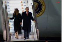 Kas vyksta tarp D. Trumpo ir jo žmonos?