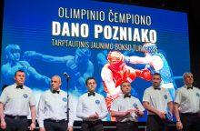 D. Pozniako turnyre kovos 100 boksininkų iš 10 valstybių