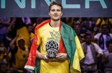 FIBA Čempionų lygoje – M. Grigonio komandos triumfas
