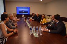 Palangoje atidarytas Moldovos garbės konsulatas
