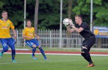 """""""Nevėžis"""" UEFA Regionų taurės futbolo turnyre į kitą etapą neiškopė"""