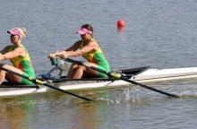 Pasaulio jaunimo čempionate penktadienį lietuviai neprasimušė tarp geriausiųjų
