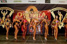 Kultūristai rengiasi ir pasaulio čempionatui