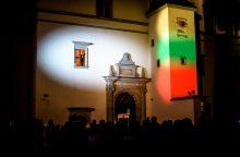 Laukiant Lietuvos valstybingumo atkūrimo 100 - mečio Vilniuje pradėta nauja tradicija